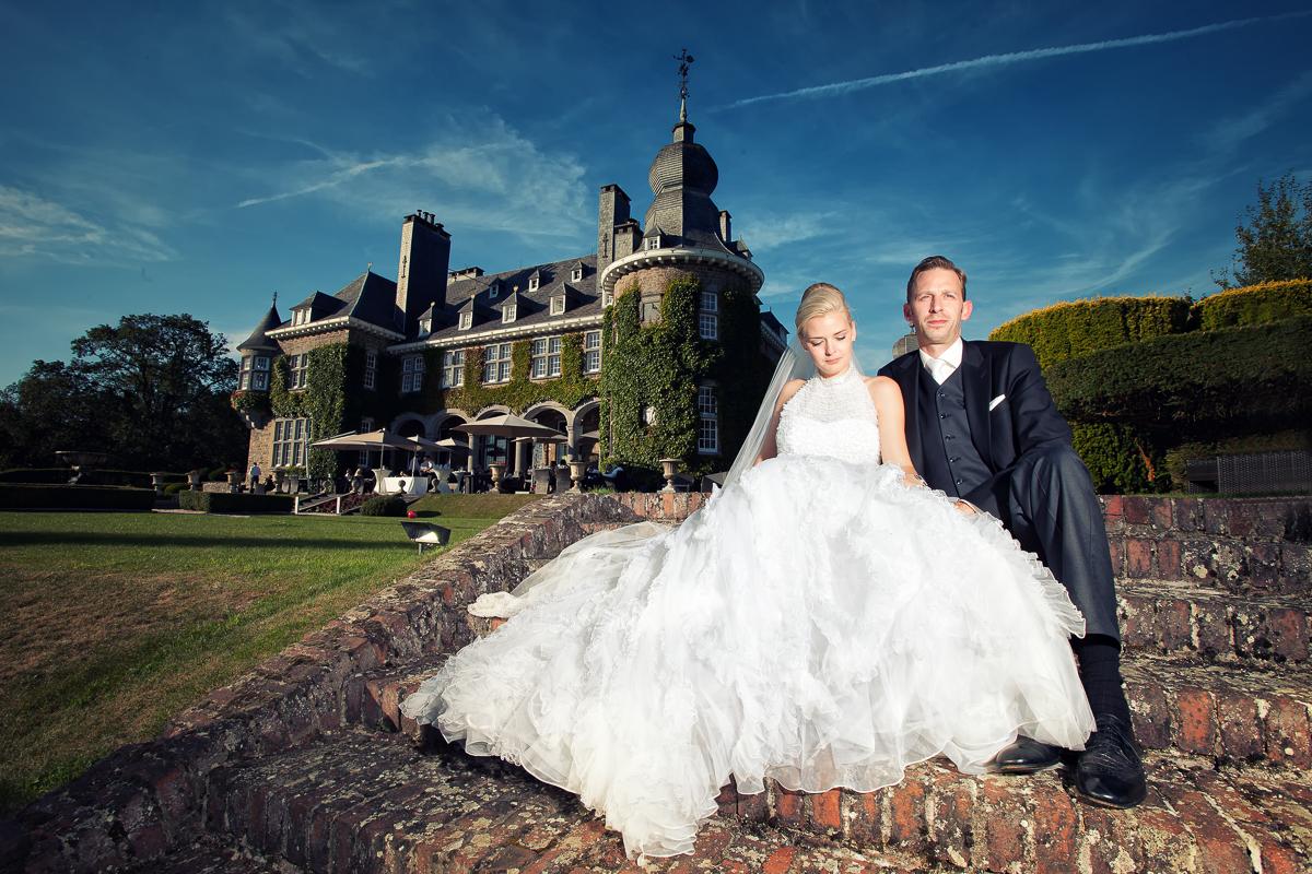 Hochzeitsreportage aus Spa, Belgien
