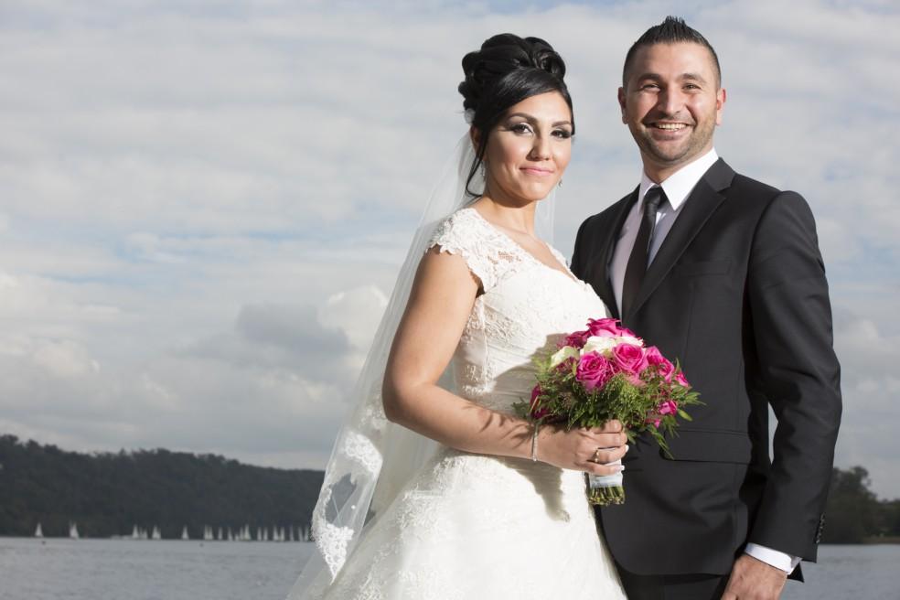 Hochzeitsshooting am Baldeneyee, Essen & im Duisburger Innenhafen