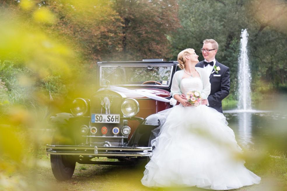 Hochzeit in Cosacks Brennerei, Lippstadt
